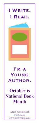 I'm a reader. I'm a writer.